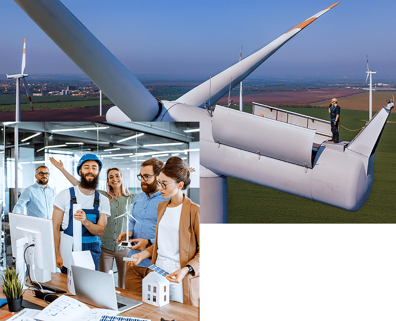 Consulting B2B Global Wind Consulting