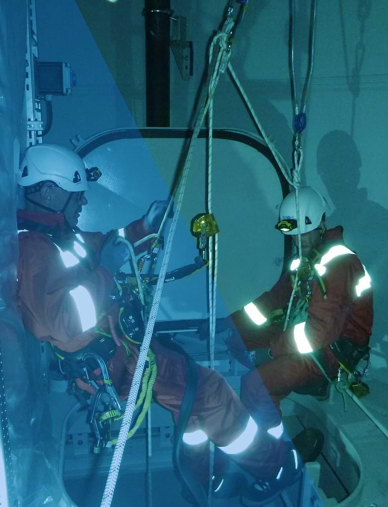 Szkolenia GWO Advanced Rescue Training