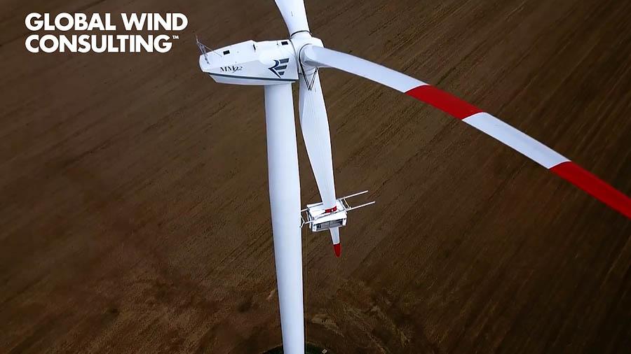 Rotor-Blade-Access